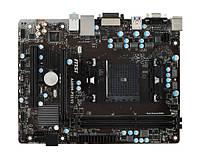 Материнская плата MSI A68HM-P33 v2 (FM2+/A68H/DDR3)
