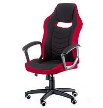 Крісло офісне Riko black/red