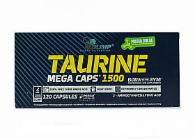 Таурин Olimp Taurine Mega Caps 120 к