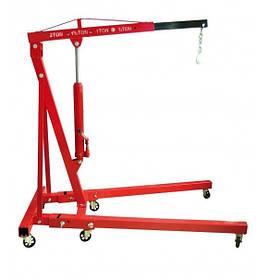 Кран гаражный гидравлический (складной) 2т Profline 97110