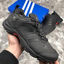 Чоловічі кросівки Adidas Climaproof Low Black, фото 2