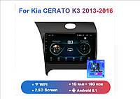 Junsun 4G Android магнитола для KIA Cerato 2 forte K3 2013-2016  wifi