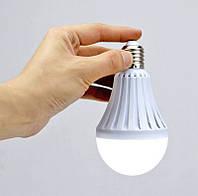 Светодиодная смарт-лампа Умный свет с аккумулятором и подвесным патроном (комплект)
