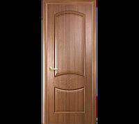 Межкомнатные двери Донна глухие с гравировкой