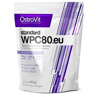 Сывороточный протеин OstroVit - WPC80.eu (900 грамм) coconut/кокос