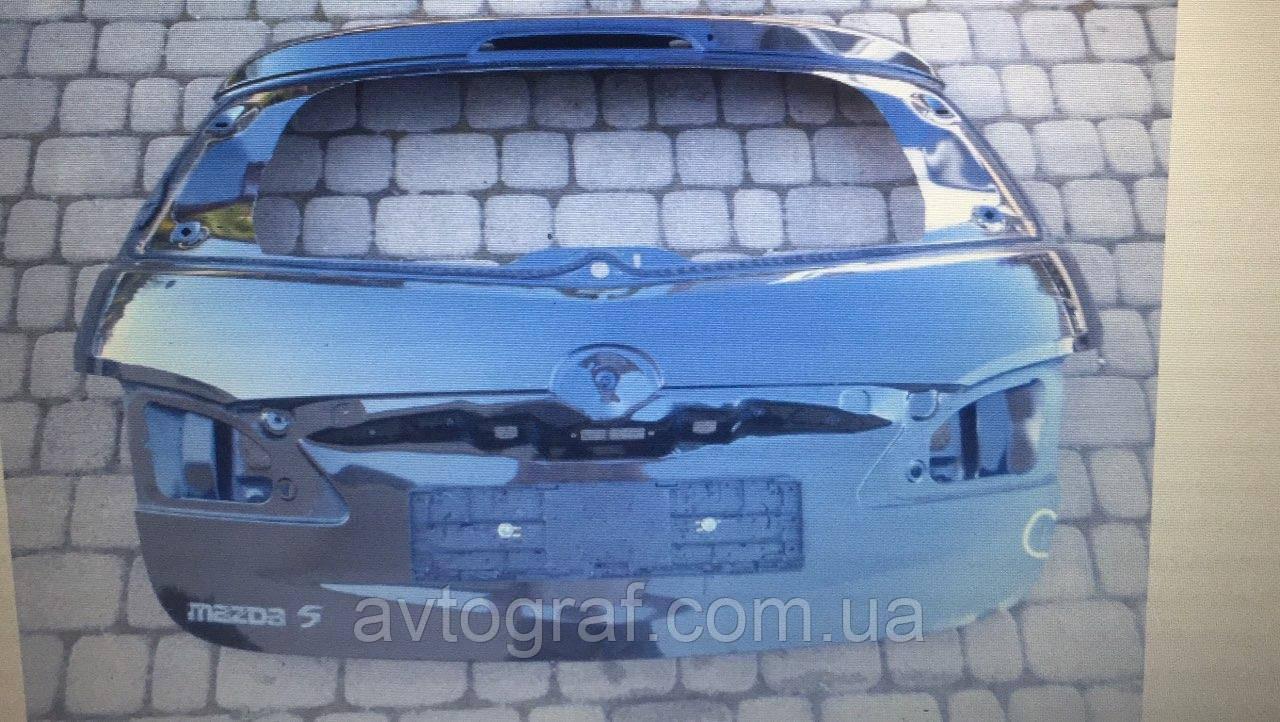 Кришка багажника на Mazda 5 (Мазда 5) 2011-2013