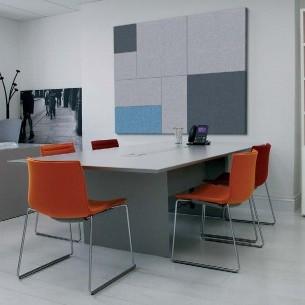Декоративная акустическая стеновая панель Openakustik Sten 1,2м.*0,6м*35мм.