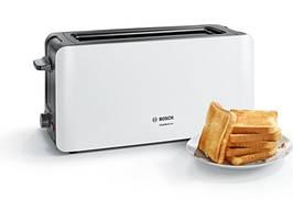 Тостер 1090 Вт BOSCH  TAT 6A001 (EU)