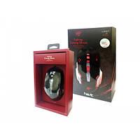 Игровая Мышка Havit HV-MS783 GAMING USB Black (3200dpi)