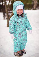 Детский зимний комбинезон термо Crockid мембранная ткань, фото 1