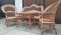 Мебель ивовая плетеная