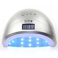 Лампа для наращивания ногтей SUN1S 48W UV/LED Gray