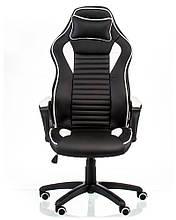 Крісло геймерське Nеro black/white