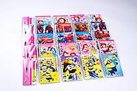 Блокнот на спирале с рисунками, A-7, 36 листов, №355, детские блокноты , фото 1