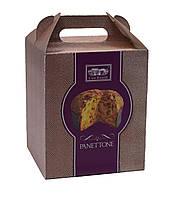 Панеттоне с цукатами и изюмом ( коробка) Casa Rinaldi 500г, фото 1