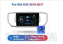Junsun 4G Android магнітола для KIA Sportage 3 4 KX5 2016 2017 2018 2019 wifi