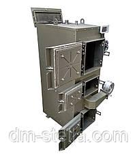 Твердотопливный пиролизный котел 50 кВт DM-STELLA, фото 3
