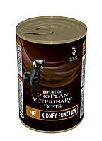Purina Pro Plan Veterinary Diets NF 400 г - консервы для собак всех пород при патологии почек
