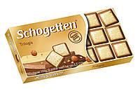 Немецкий шоколад Schogetten Трилогия, 100гр