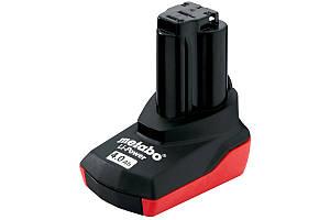 Аккумулятор Metabo Li-Ion 10.8 В/4.0 Ач (625585000)