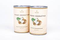 Молоко кокосовое (17%) органическое 400мл