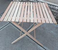 Стол складной буковый, фото 1