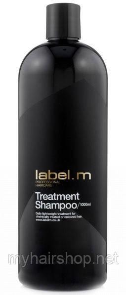 "Шампунь ""Активный Уход"" LABEL.M Cleanse Professional Haircare Treatment Shampoo 1000 мл"