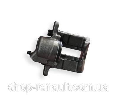 Суппорт тормозных колодок левый (диск вентилируемый)  OE 7701201965 771207958 7701499301