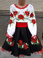 Украинский костюм .3-15 лет
