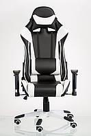 Кресло геймерское еxtrеmеRacе black/whitе
