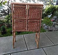 Комод шаф плетеный с ящиками , фото 1