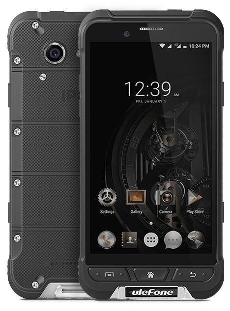 Смартфон Ulefone Armor 3/32Gb Black Гарантия 3 месяца