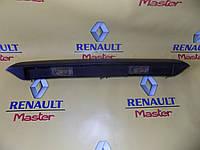 Фонарь подсветки номера / планка подсветки Renault Master Opel Movano Nissan Interstar / Рено Мастер  2003-