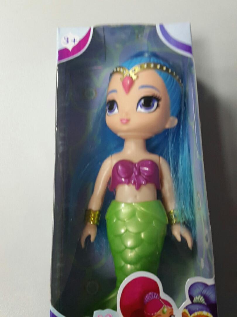 Кукла русалка Shine