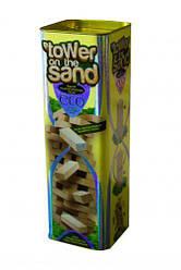 """Настольная игра """"Tower on the sand"""" 54 штуки"""