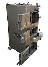 Твердотопливный пиролизный котел 150 кВт DM-STELLA, фото 2