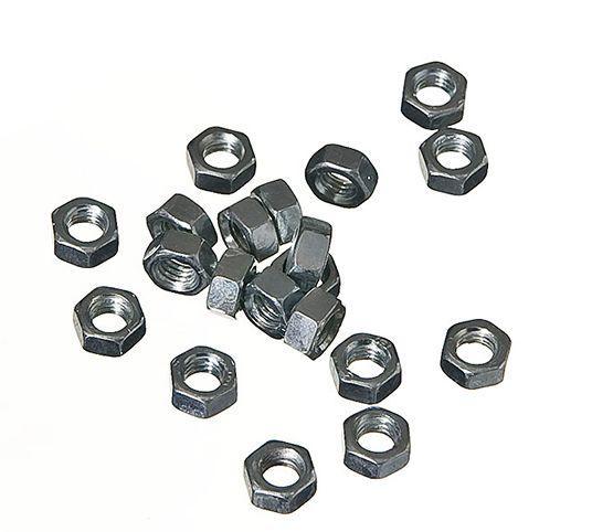 Гайки высокопрочные М22 ГОСТ 5915-70, ISO 4032, DIN 934, класс прочности 8.0