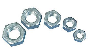 Гайки высокопрочные М22 ГОСТ 5915-70, ISO 4032, DIN 934, класс прочности 8.0, фото 2