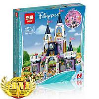 """Конструктор Lepin 25014 """"Волшебный замок Золушки"""" 655 деталей. Аналог Lego Disney Princess 41154, фото 1"""