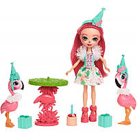 Игровой набор Enchantimals Праздник Фламинго (FCG79)