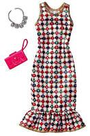 """Набор одежды и аксессуаров для Барби """"Игра с модой. Праздничный комплект"""""""