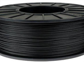 Пластик в котушці ABS ECO 1,75 мм Чорний, 0.7 кг, MonoFilament