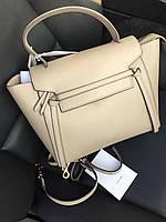Женская кожаная сумка Celine (реплика)