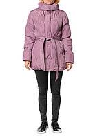 Женская куртка-пуховик City Classic (100% ПУХ на Зиму)