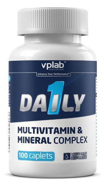 VPLab Daily 1 100 caplets