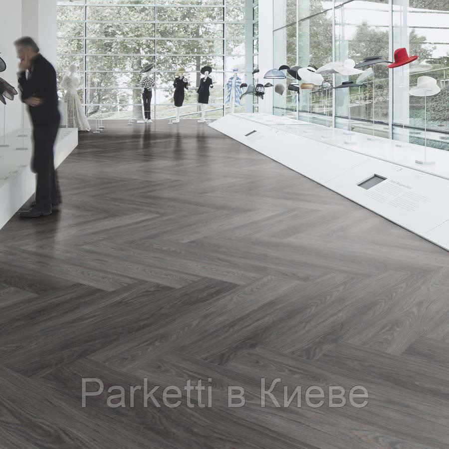 Forbo  w60185 anthracite weathered oak  виниловая плитка Allura Wood