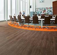 Forbo w60376 chocolate collage oak вінілова плитка Allura Wood, фото 1