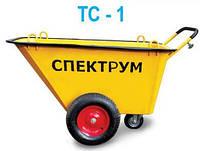 Тачка строительная ТС-1; 1300*630*860мм