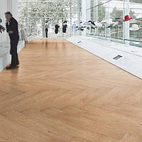 Forbo w60065 honey elegant oak вінілова плитка Allura Wood, фото 1
