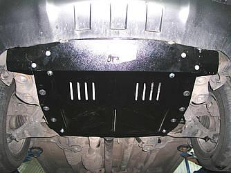 Защита радиатора, двигателя, КПП и раздатка на КИА Соренто (KIA Sorento) 2002-2009 г